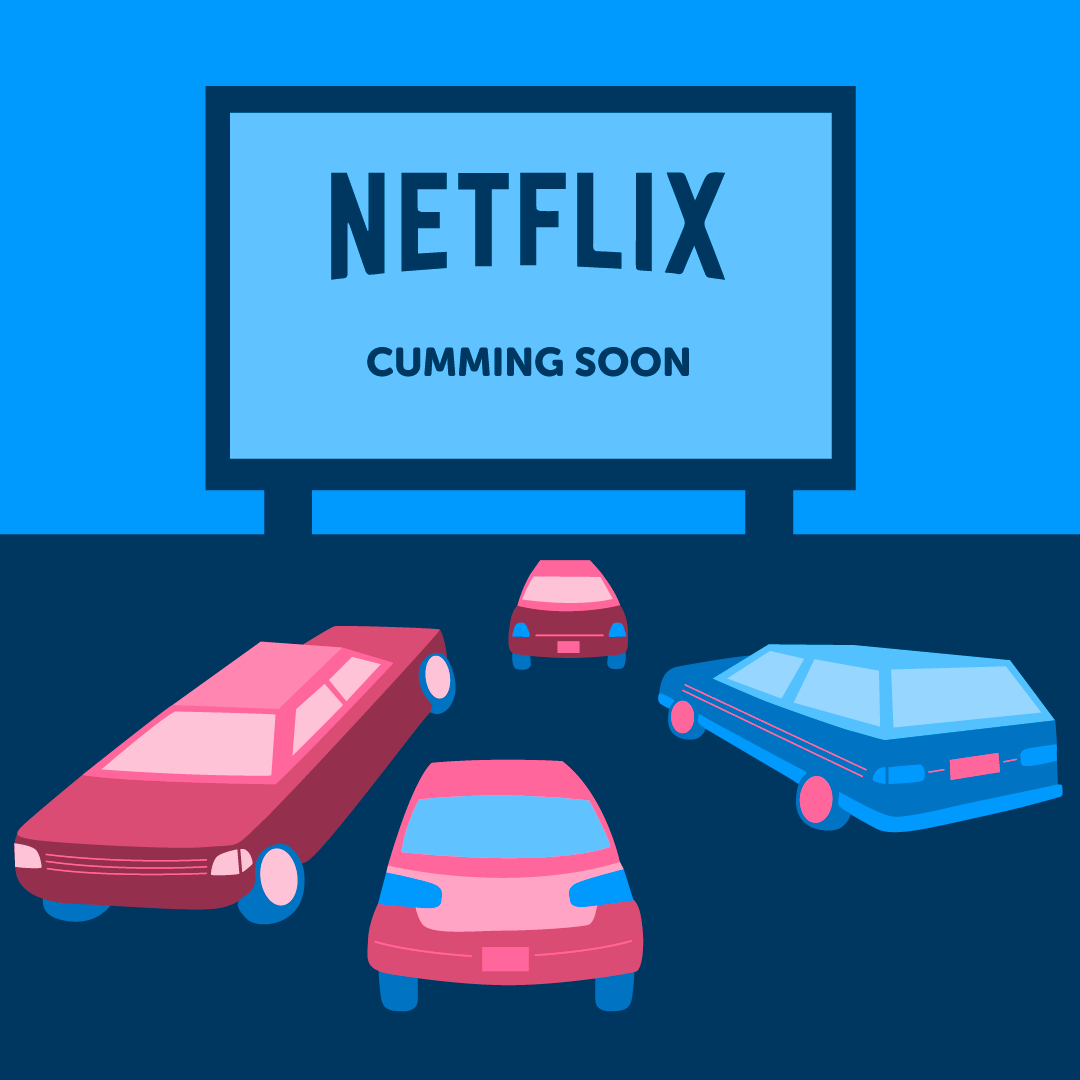 Netflix Cumming Soon